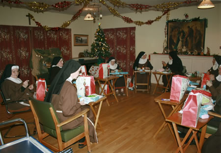 Christmas in the Community Room