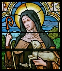 Franciscan Saint Saint Collette